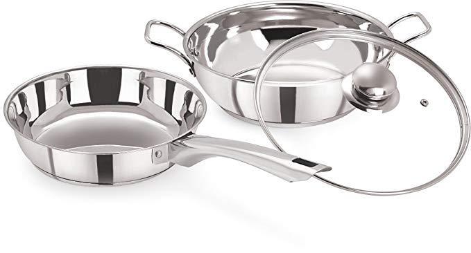 Fry-pan-saurbh-steel